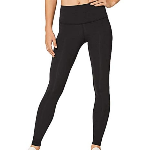 285dc5b62c lululemon athletica Pants | Lululemon Wunder Under Womens Black ...